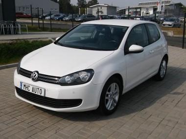 Volkswagen Golf VI 1.6 TDI 105KM Comfortline-1