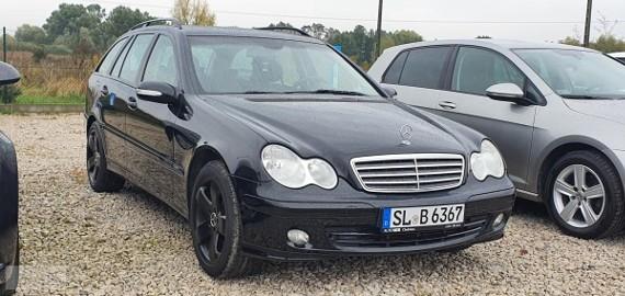 Mercedes-Benz Klasa C W203 180