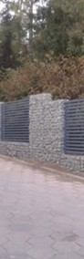 Gabiony ogrodzeniowe DOWOLNY WYMIAR-4