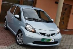 Toyota Aygo I 5 drzwi Klimatyzacja TYLKO 96 tys.km.BEZWYPADKOWA