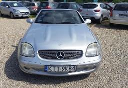 Mercedes-Benz Klasa SLK R170 SLK 200 Kompressor