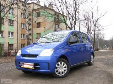 Daihatsu Cuore VI bezwypadkowy
