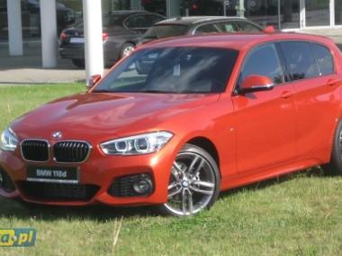 BMW SERIA 1 118 BMW 118d LCI M-Pakiet-1
