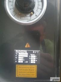 Przekaźnik veb relaistechnik 220V