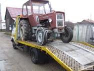 Przewóz lawetą ciągników rolniczych Mińsk Mazowicki