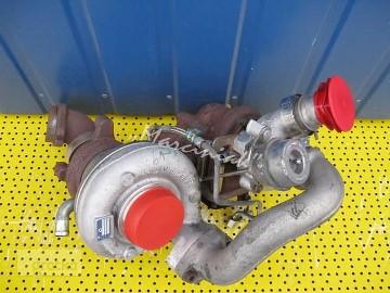 Turbosprężarka Turbina Iveco Daily 3.0 BITURBO Euro5 Iveco Daily