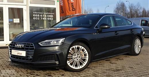 Audi A5 III 2.0 TFSI_252 KM_Quattro_S tronic_Salon PL_FV23%