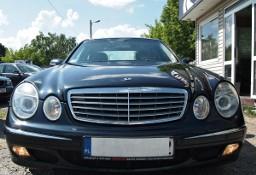 Mercedes-Benz Klasa E W211 3.2 CDi 204KM DACH PANORAMA NAVI KLIMA ALU-FELGI