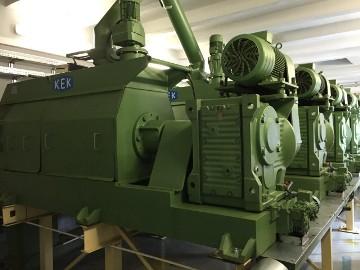 KEK-P0500 prasa do tłoczenia oleju - 4 sztuki OLEJARNIA
