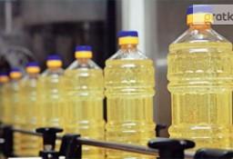 Ukraina.Zywnosciowy olej sojowy 2,4 zl/litr z wysoka wartoscia.Sruta