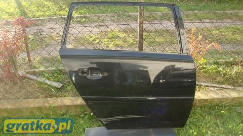 Drzwi tylnie tył opel vectra c Opel Vectra