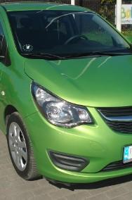 Opel Karl I Św.zarej.71Tys,Klima LIMONKA,Tempo,Jak NOWY!!!-2