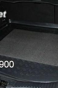 FORD MONDEO MK4 TOURNIER od 2007 do 2014 - kombi mata bagażnika - idealnie dopasowana do kształtu bagażnika; z dojazdowym kołem zapasowym Ford Mondeo-2