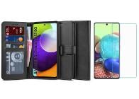 Etui Wallet 2 + szkło do Samsung Galaxy A52 5G