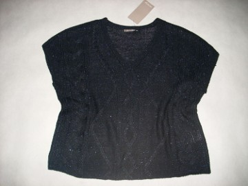 ORSAY sweter kamizelka Luźna NOWY 38 40