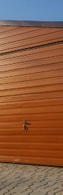 Garaże blaszane, wiaty, hale, konstrukcje stalowe.-4