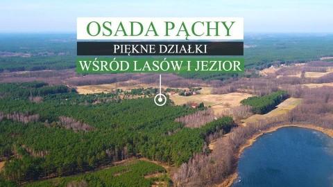 Działka budowlana Poznań, ul. Miejsce: Osada Pąchy