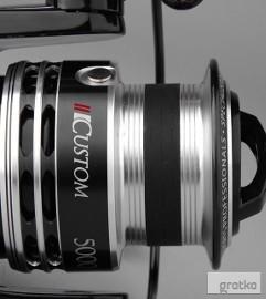 2016 NEW ! średni, spin,feeder SPRO CUSTOM łożysk 7x FD 4000
