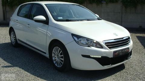 Peugeot 308 II poj 1600 benzynka -125KM,Zakupiony w kraju