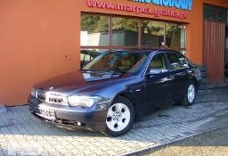 BMW SERIA 7 730 Navi, skóra, ksenon
