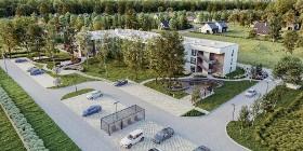 Mieszkanie na sprzedaż Gdańsk Sobieszewo ul.  – 35.97 m2