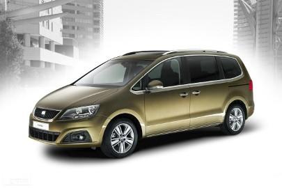 SEAT Alhambra II Negocjuj ceny zAutoDealer24.pl