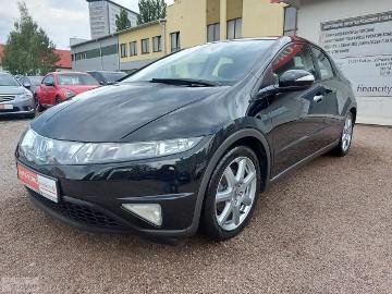 Honda Civic VIII 1.8 benz, automat, Executive, full, ASO, ideał!