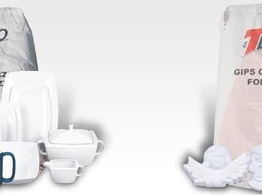 GIPS SPECJALISTYCZNY - Ceramiczny-Formierski Biały - Najmocniejszy-1