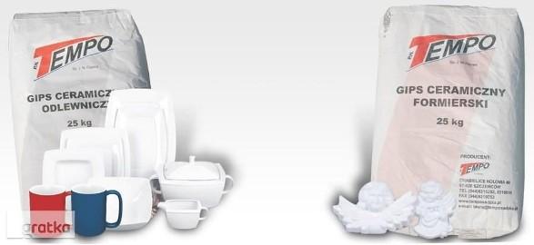GIPS SPECJALISTYCZNY - Ceramiczny-Formierski Biały - Najmocniejszy