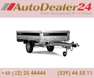 AutoDealer24.pl [NOWA FV Dowóz CAŁA EUROPA 7/24/365] 258 x 143 x 35 cm Brenderup 4260S