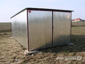 Garaż Wieluń
