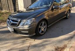 Mercedes-Benz Klasa E W212 E63 AMG COMBI
