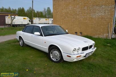 Jaguar XJ V DO ŚLUBU