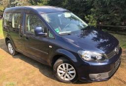 Volkswagen Caddy III 2.0 benzyna +gaz CNG 2011r, 100% bezwypadkowy