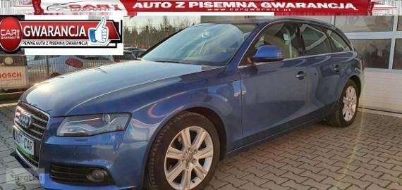 Audi A4 IV (B8) 1.8 TFSI 160KM navi color alu clima opł. gwarancja