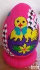 PISANKI wielkanocne jajka - dekoracje do domu - nietłukące się ozdoby
