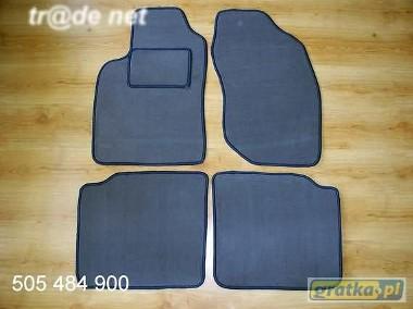 Mitsubishi Lancer 2000-2008 EVO VI, VII, VIII, IX najwyższej jakości dywaniki samochodowe z grubego weluru z gumą od spodu, dedykowane Mitsubishi Lancer-1