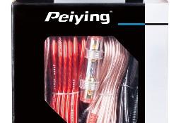Zestaw Kabli montażowych samochodowy Car Audio Peiying