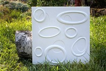 Wodoodporne panele dekoracyjne 3d - Trojak (produkcja)
