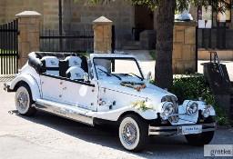 Do wynajęcia kabriolet Replika Retro Alfa Romeo Nestor Baron na ślub
