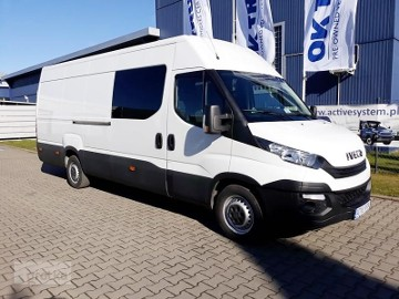 Iveco Daily 35S16 V 16m3 brygadowy 6-osobowy
