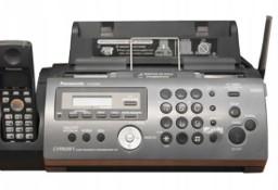 Kompaktowy telefaks na kartki A4 z bezprzewodową słuchawką - KX-FC228PD