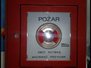 Ręczny ostrzegacz pożarowy ROP-3 Telkom Telfa-1