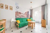 Mieszkanie do wynajęcia Gdańsk Śródmieście ul. Rajska – 34 m2