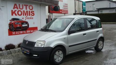 Fiat Panda II wspomaganie-CITY,KRAJOWA,KLIMATYZACJA