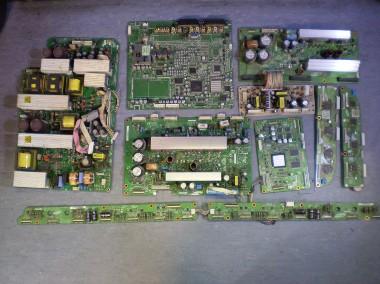 SAMSUNG S42SD-YB05 wszystkie moduły elektroniki -1