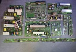 SAMSUNG S42SD-YB05 wszystkie moduły elektroniki