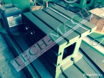 Stół do wiertarki promieniowej 930x630x500 mm
