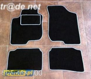 Kia Pro Ceed od 01.2008 do 2012 r. najwyższej jakości dywaniki samochodowe z grubego weluru z gumą od spodu, dedykowane Kia Cee'd