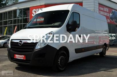 Opel Movano OPEL MOVANO L3H2 MAX 2.3CDTi 125KM, FV 23%, Gwarancja!!